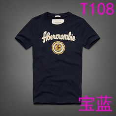 New Abercrombie Stamps LOGO T20 Fashion (end 10/15/2017 3:28:00 AM)