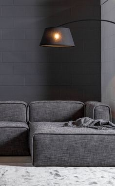 QUADRA 'Carbon Gray' right sectional