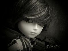 Jamie - Taeyang Wayne  By Lívia Vi