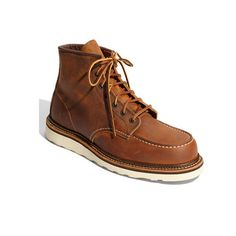 Red Wing Shoes | Moc Toe Boot | 1907
