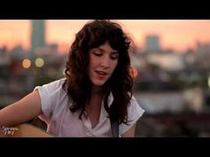 "Widowspeak ""In The Pines"" Live - Sideshow Alley - YouTube"