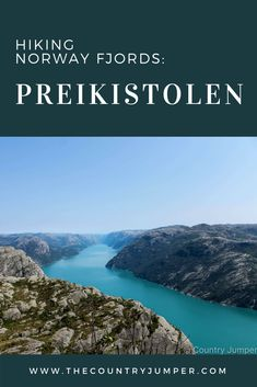 Ready to grab your hiking gear and hit Norway's stunning fjords? Read all you need to know about the stunning adventure that is Preikistolen! www.thecountryjumper.com