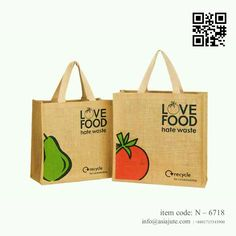 bb4b63aecf58 We are a professional Wholesale Jute Shopping Bags manufacturers, suppliers  and exporters, which can