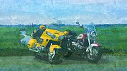"New artwork for sale! - "" Honda Goldwing Gl  by PixBreak Art "" - http://ift.tt/2lszZYZ"