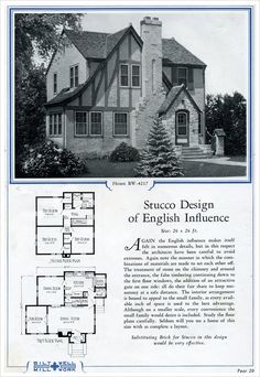 This is precisely the kind of home I want. I didn't say a Tudor house in Florida made sense, I said I wanted one :P