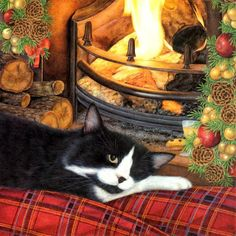 Ann Mortimer ~ Lucy's Christmas