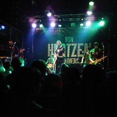 Von Hertzen Brothers live Pori, Finland