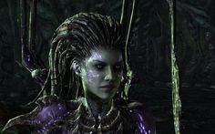 Starcraft II: Heart of the Swarm CGI is excellent, but developers play it safe with game expansion.