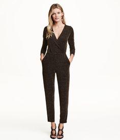 H&M glitzernder Jumpsuit (35 €)