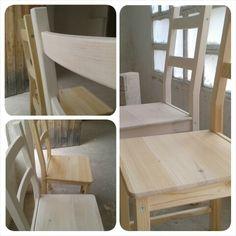Cadires pintades
