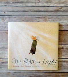 Book of the Week - On a Beam of Light: A Story of Albert Einstein