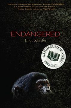 Endangered by Eliot Schrefer. 3.5 of 5 stars. I think I've learned more about the world from this work of fiction than I would have reading nonfiction! The Democratic Republic of Congo, the plight of the bonobo... intense subjects but fascinating. Schrefer is a good writer. In some books with multiple human characters,  it's tough to keep everyone straight. In this book,  Schrefer effortlessly distinguished between each bonobo. Sometimes, I felt frustrated because it seemed like there was no…