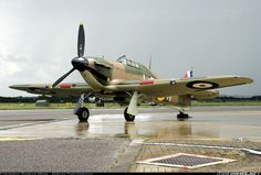 hawker hurricane - Google Search Ww2 Aircraft, Military Aircraft, Fighter Pilot, Fighter Jets, Hawker Hurricane, Nose Art, Royal Air Force, Airplanes, Wwii