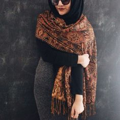 "2,407 Likes, 18 Comments - chic hijab ﷽ (@chichijab) on Instagram: ""@thatgirlyusra #chichijab #CHfallfashion"""