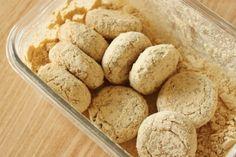 +콩고물단호박찹쌀쿠키 / 노버터,노에그,글루텐프리 : 네이버 블로그 Bread, Food, Meal, Brot, Eten, Breads, Meals, Bakeries