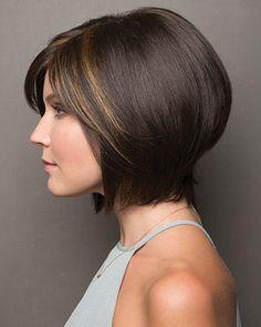 Bob Cut Wigs, Short Bob Wigs, Short Hair Cuts, Short Hair Styles, Trending Hairstyles, Short Bob Hairstyles, Hairstyles With Bangs, Gorgeous Hairstyles, Layered Hairstyles
