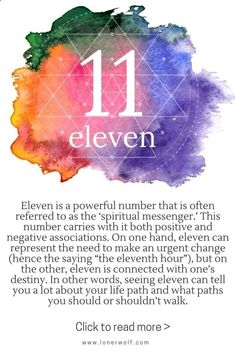 1035 best numerology images on pinterest numerology spirituality numerology spirituality the mystical meaning of number 11 spiritual messenger fandeluxe Choice Image