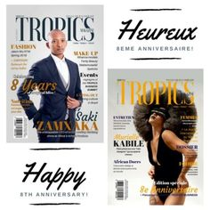 TROPICS MAGAZINE | No.62 8th Anniversary, Order Prints, Tropical, Magazine, Interview, Woman, Magazines, Warehouse, Newspaper