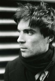 """""""Life tends to be an accumulation of a lot of mundane decisions, which often gets ignored."""" David Byrne (David McGough,1977)"""
