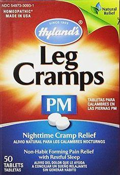 Leg Cramps Night