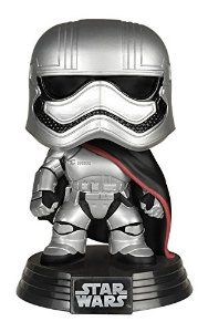 Pop! Star Wars: Captain Phasma: Funko Pop Star Wars: Amazon.co.uk: Toys & Games