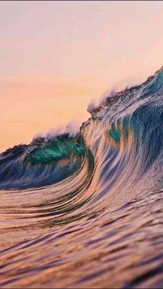 Beautiful Nature Pictures, Beautiful Nature Scenes, Beautiful Nature Wallpaper, Beautiful Landscapes, Sunset Photography, Landscape Photography, Ocean Wallpaper, Nature Aesthetic, Landscape Wallpaper