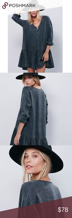 Free People Devon Dress NWOT XS New without tags- runs big could fit a small or medium- includes liner- no trades- open to offers- closet closes August 10 Free People Dresses