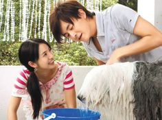 Ariel Lin & Joe Cheng I started with a kiss Best Song Ever, Best Songs, Live Action, Ariel Lin, Lee Minh Ho, Itazura Na Kiss, Playful Kiss, Drama Fever, Practical Jokes