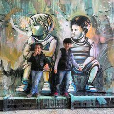 www.parlafood.com/in-rome-metropoliz-inaugurates-ludoteca/ Awesome art