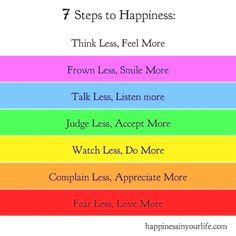 How to get through life!