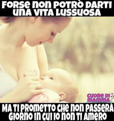 Cuore di Mamma | Le Migliori pagine FB Thing 1, Mom Son, Family Affair, Pocahontas, Sons, Sayings, Baby, Romanticism, Frases