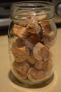 Homemade Dutch Apple Pie: Homemade Frosted Mini Wheats (Try using xylitol) Cereal Recipes, Snack Recipes, Snacks, Low Carb Recipes, Real Food Recipes, Healthy Recipes, Homemade Cereal, Unprocessed Food, Breakfast Cereal