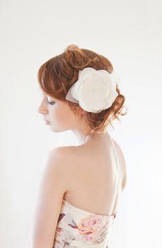 Sibo Designs - bridal hair pieces