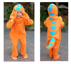 Free Buddy the Dinosaur Costume Pattern for Kids from PBS Parents | Ziggity Zoom