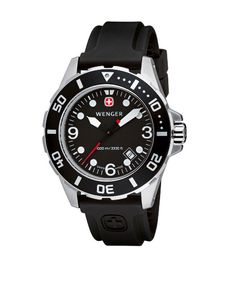 72235. Wenger AquaGraph 1000M Negro #relojes #watches