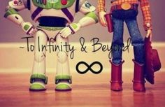 to infinity & beyond!!