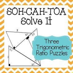 Trigonometry Puzzle   Trigonometry and Puzzles