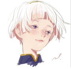 デジタルお顔ドローイング。練習。 ㎖ 🎌 @Ml_ymO Anime Art, Digital Art Tutorial, Character Art, Art Reference Poses, Drawings, Pretty Drawings, Cute Art, Art, Anime Artwork