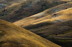 #Parco #Nazionale del #Gran #Sasso e #Monti della #Laga #colline #campo #imperatore