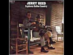 Jerry Reed - Bluegrass (with Guts)