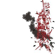 Last Samurai design by davidanthon