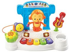 Kids' Karaoke Machine Accessories - VTech Dance and Discover Jam Band ** Click image for more details.