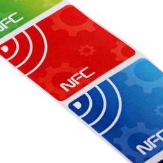 112406 NFC Smart RFID Label