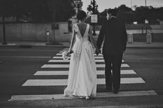 City wedding photography / downtown Nashville