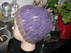 Mütze Indigo