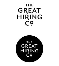 The Great Catering Company / Strategy Design & Advertising #grafica #corporate #logo