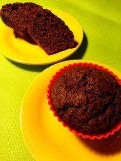 Diétás kakaós muffin - Fogyókúrás ételek - GULYÁSLEVES NYAKKENDŐBEN Diet Breakfast, Cukor, Muffin, Food, Cooking, Essen, Muffins, Meals, Cupcakes