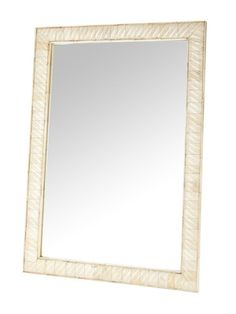Wooden Mirror by Michael Aram on Gilt Home