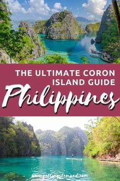Everything you need to know about Coron Palawan - Updated 2020 Guide Spain Travel, Asia Travel, Mexico Travel, Bucket List Destinations, Travel Destinations, Coron Palawan Philippines, Philippines Travel, Palawan Tour, Coron Island
