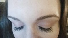 Gorgeous lashes by 3D Fiber Mascara by Lash Factory